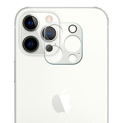Protector Cámara Trasera iPhone 12 Pro Max-Cristal Templado