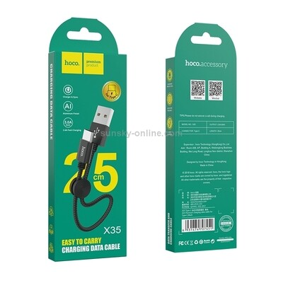 Cable de Carga Hoco USB-C - X35