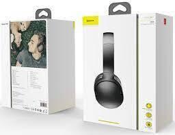 Auriculares Bluetooth 5.0 Baseus Encok D02 Pro - Negro