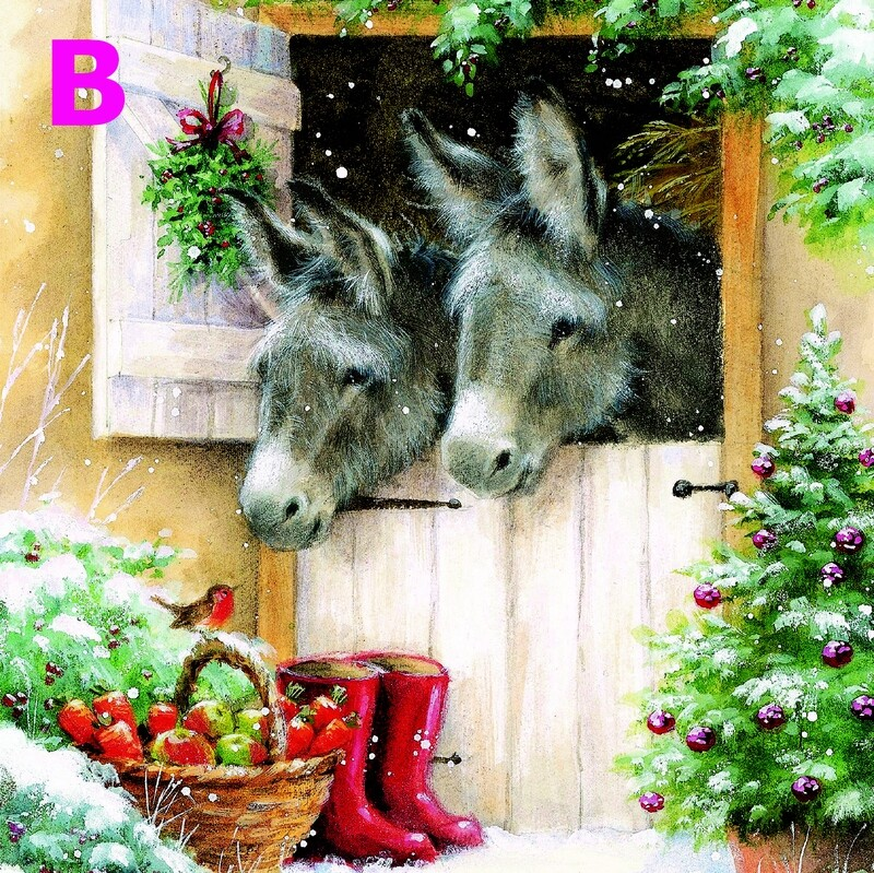 CHRISTMAS CARDS  WITH FREE POSTAGE AND MULTIBUY DISCOUNT