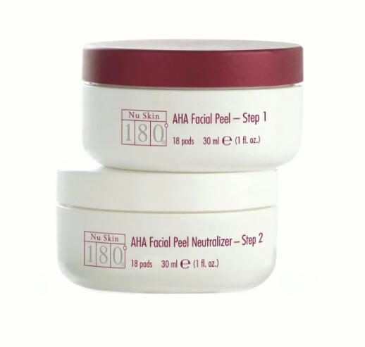 AHA Facial Peel and Neutraliser