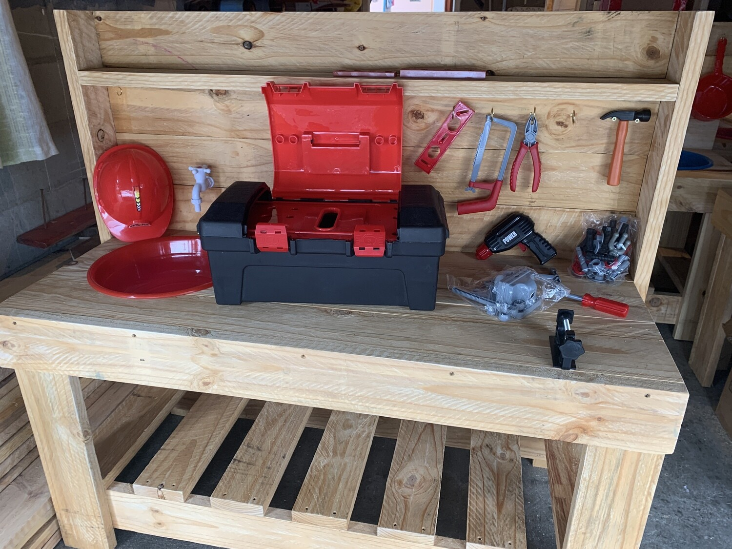 Tool Work Bench