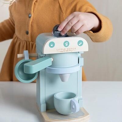 Little Dutch Wooden Coffee Machine