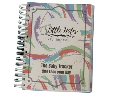 Little Notes Baby Daily tracker for 3 months