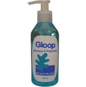 Gloop Shampoo and Bodywash