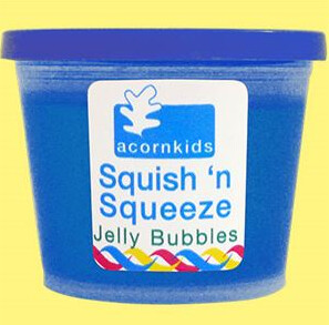 Squish 'n Squeeze Jelly Bubbles Body Wash