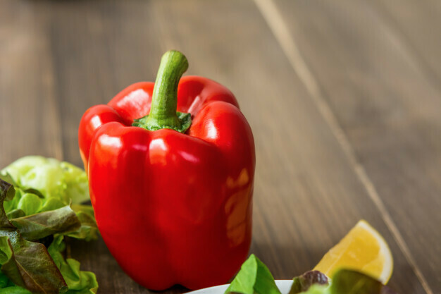 Capsicum فليفلة (Kg) - Our Selection