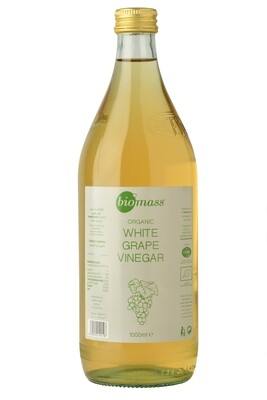 Vinegar Grape White Organic خل عنب أبيض عضوي (Bottle) - Biomass