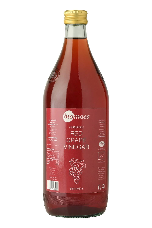 Vinegar Grape Red Organic خل عنب أحمر عضوي (Bottle) - Biomass