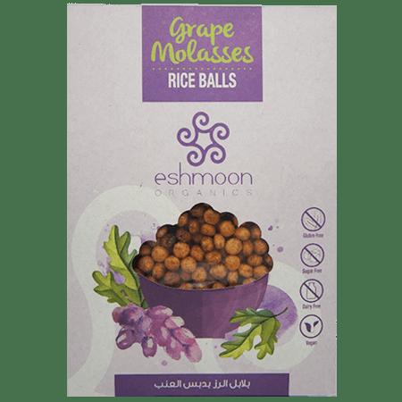 Rice Balls Grape Molasses كرات الرز ودبس العنب (Box) - Eshmoon