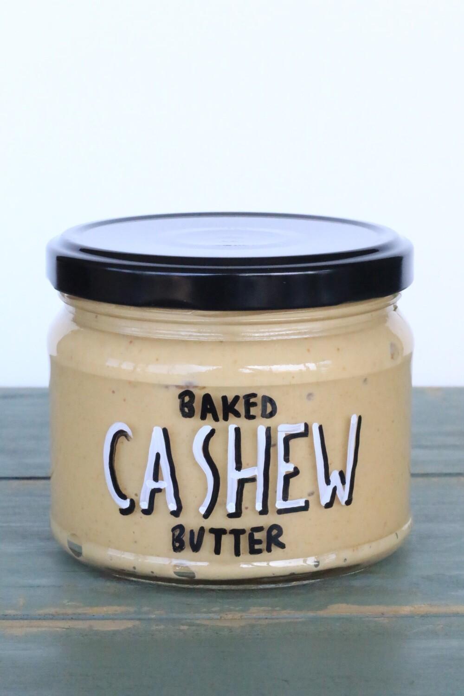 Cashew Butter زبدة الكاجو (Jar) - Celine Home Made Delights