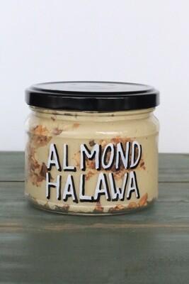Halawa Almond حلاوة اللوز (Jar) - Celine Home Made Delights