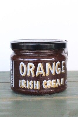 Orange Irish Cream Chocolate شوكولاتة كريمة أيرلندية بالليمون (Jar) - Celine Home Made Delights