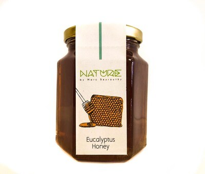 Eucalyptus Honey عسل الكينا (Jar) - Nature by Marc Beyrouthy