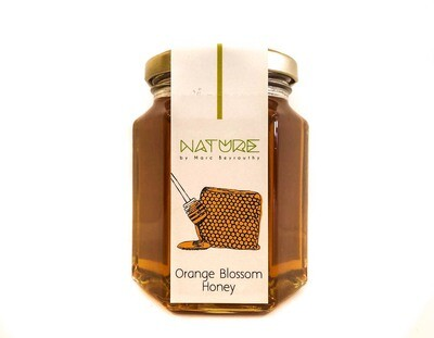 Orange Blossom Honey عسل زهر البرتقال (Jar) - Nature by Marc Beyrouthy