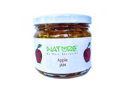 Apple Jam مربى التفاح (Jar) - Nature by Marc Beyrouthy