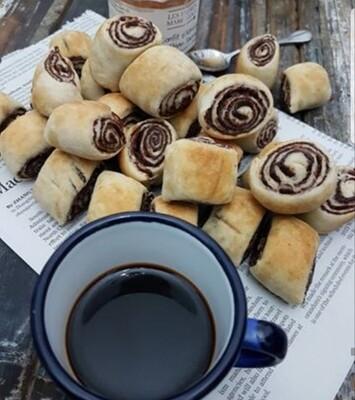 Rolls Chocolat شوكولاتة رولز (Pack of 6) - Crafting Delices