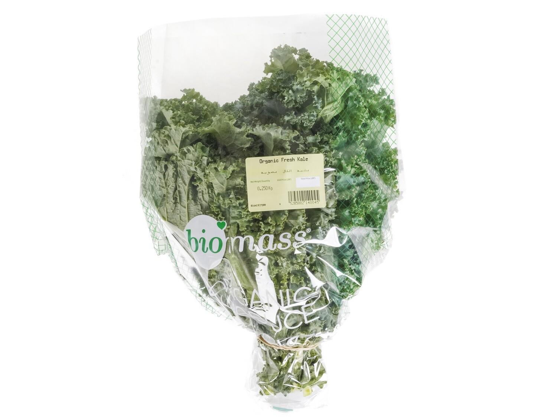 Kale Organic كايل عضوي (Bunch) - Biomass