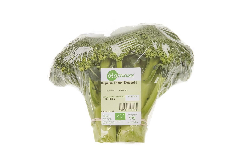 Broccoli Organic بروكولي عضوي (Piece) - Biomass