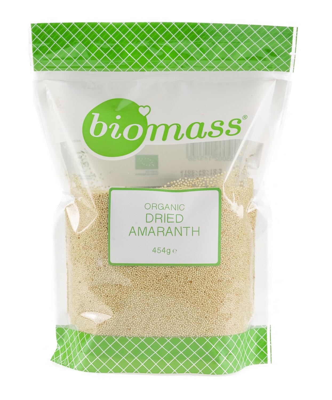 Amaranth Dried Organic قطيفة عضوية مجففة (Bag) - Biomass