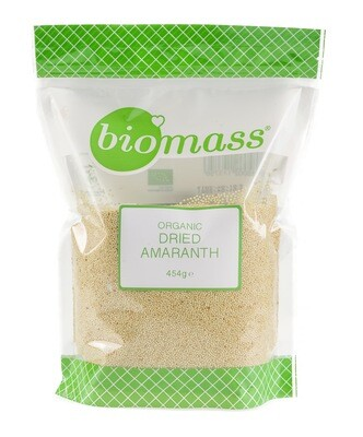 Amaranth Dried Organic قطيفة عضوية مجففة (Bag) - Biomass