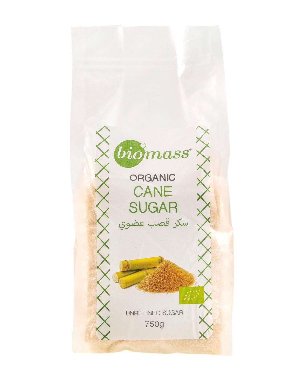 Sugar Cane Organic سكر قصب عضوي (Bag) - Biomass