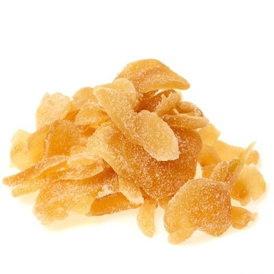 Ginger Dried Fruit الزنجبيل والفواكه المجففة (Bag) - Nature by Marc Beyrouthy