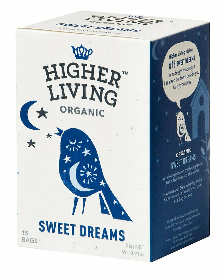 Sweet Dreams Tea شاي الأحلام الحلوة (Box) - Higher Living Organic