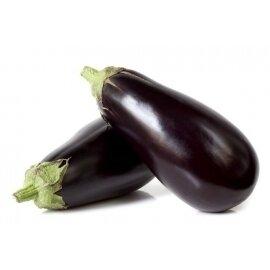 Eggplant Chubby الباذنجان المدعبل (Kg) - The Green Van Permaculture