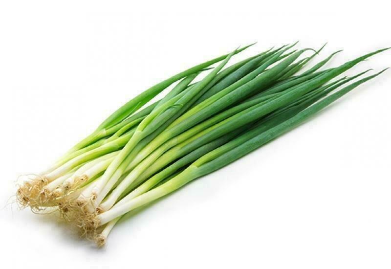 Onion Green بصل أخضر (Bunch) - The Green Van Permaculture