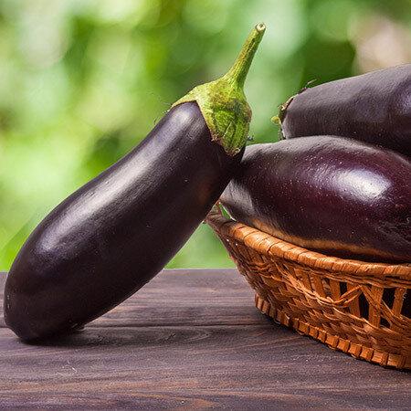 Eggplant Long الباذنجان طويل (Kg) - Our Selection