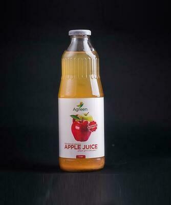 Apple Juice No Pesticides عصير التفاح (Bottle) - Agreen Organics