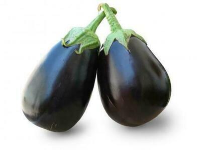 Eggplant Round الباذنجان المدعبل (Kg) - La Recolte