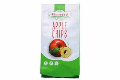 Apple Chips رقائق التفاح (Bag) - Pometto