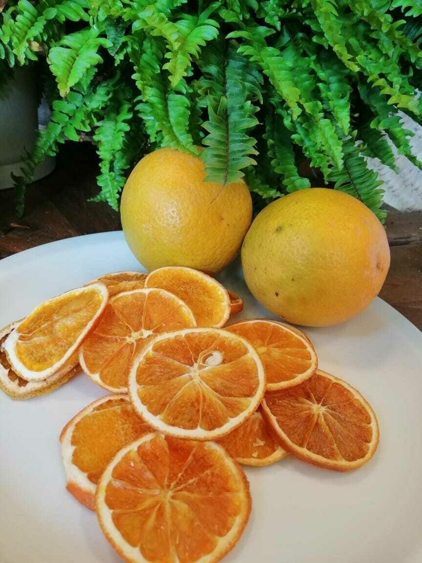 Dried Orange Fruit فاكهة البرتقال المجففة (Bag) - Nature by Marc Beyrouthy