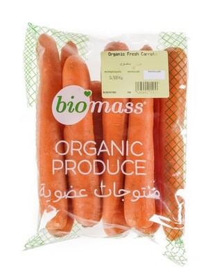 Carrots Organic جزر عضوي (Bag) - Biomass