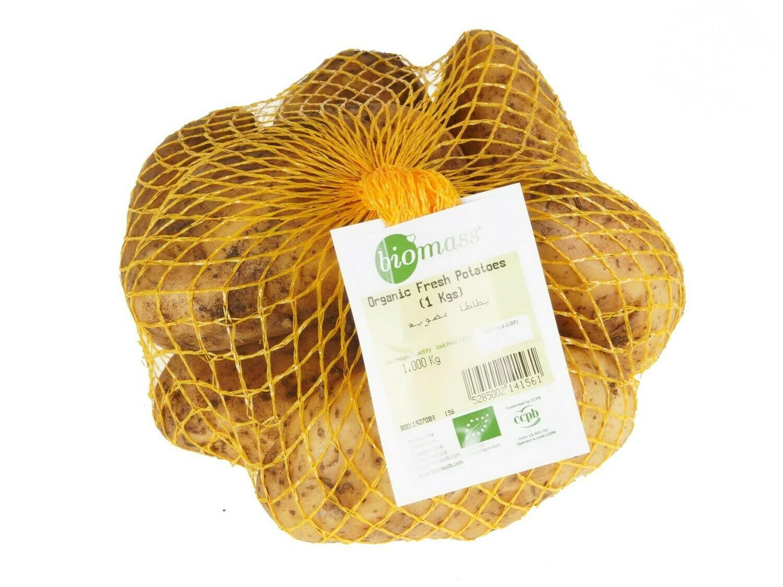 Potatoes Organic بطاطا عضوية (Bag) - Biomass