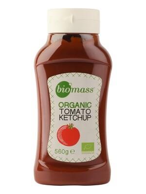 Ketchup Tomato Organic كاتشب عضوي (Bottle) - Biomass