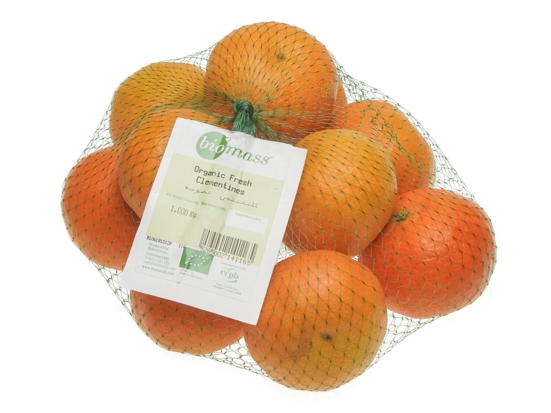 Clementines Organic كليمنتين عضوي (Bag) - Biomass