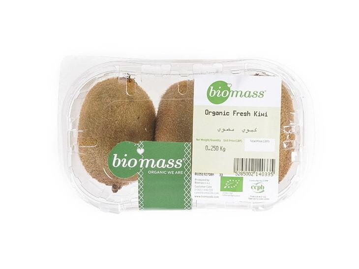 Kiwi Organic كيوي عضوي (Box) - Biomass