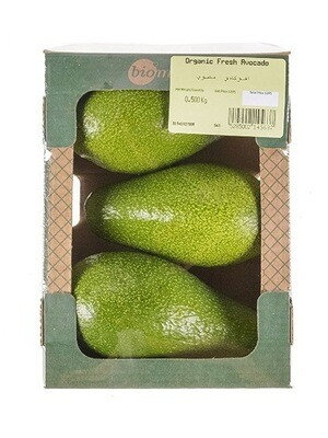 Avocado Organic أفوكادو عضوي (Box) - Biomass