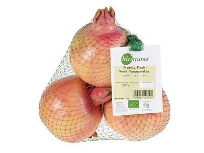 Pomegranates Organic Sweet رمان حلو عضوي (Bag) - Biomass