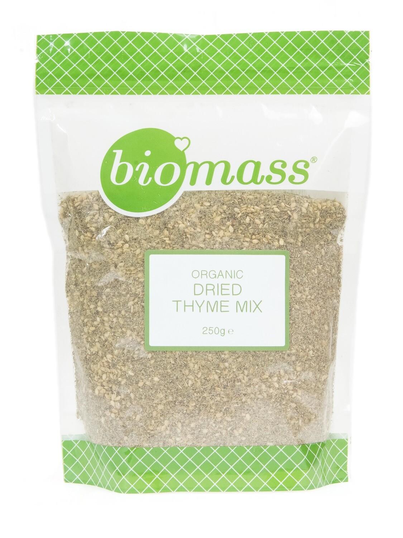 Thyme Mix Dried Organic خلطة زعتر عضوية (Bag) - Biomass
