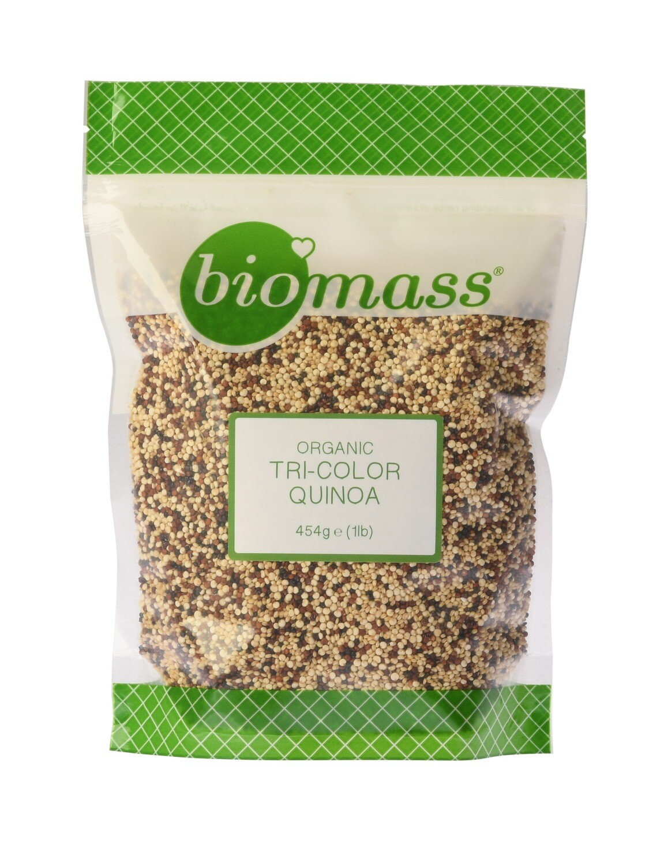 Quinoa Tri-Color Organic كينوا مشكل عضوي (Bag) - Biomass