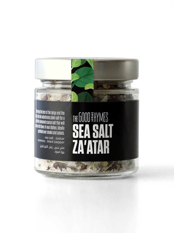 Salt Sea ملح البحر (Jar) - The Good Thymes