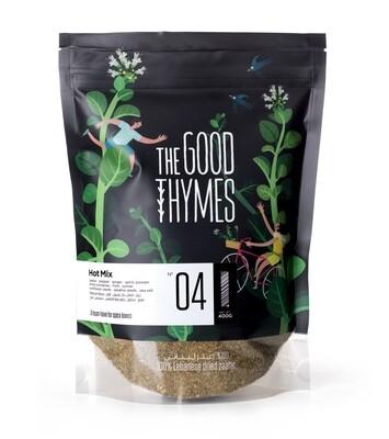 Thyme / Zaatar Hot Mix خليط الزعتر الحار (Bag) - The Good Thymes