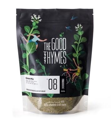 Thyme / Zaatar Green Mix مزيج الزعتر الأخضر (Bag) - The Good Thymes