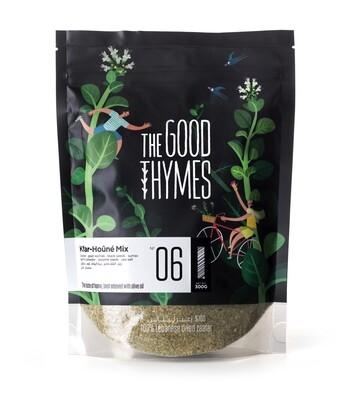 Thyme / Zaatar Kfarhoune Mix زعتر خلطة كفرحونه(Bag) - The Good Thymes