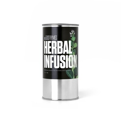 Herbal Tea Infusion شاي الأعشاب (Box) - The Good Thymes