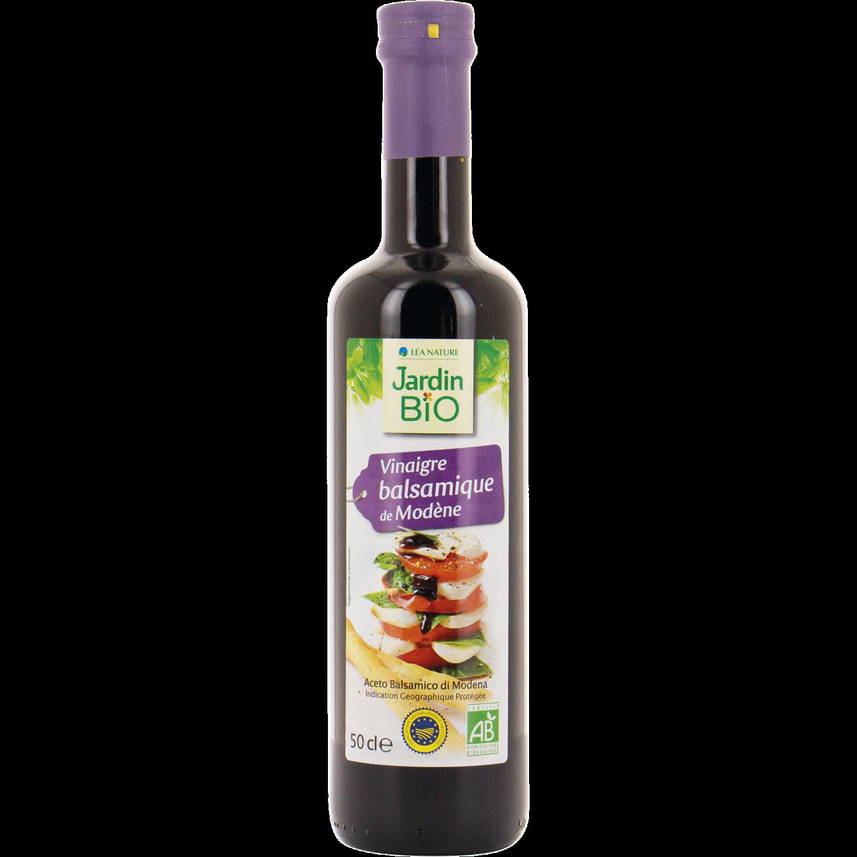 Vinaigre Balsamique Modene Bio خل بلسمي عضوي (Bottle) - Jardin Bio